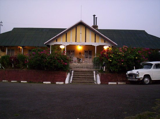 Dima Hasao District, Индия: Old Circuit House, Haflong, Dima Hasao