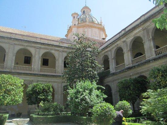 Convento Santa Cruz la Real