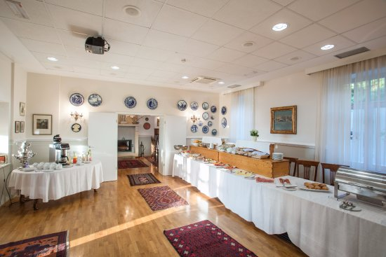 Hotel Triglav Bled: Breakfast Buffet