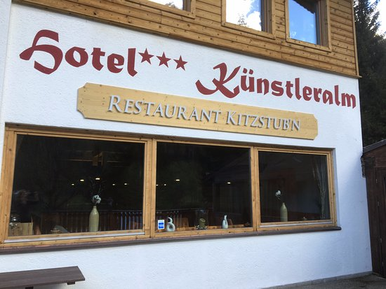 Hotel Kuenstleralm
