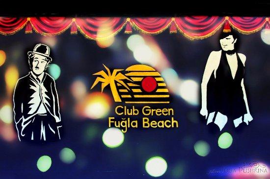 Armas Green Fugla Beach: сцена