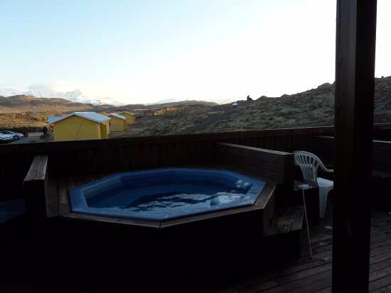 Jacuzzi ext rieur communs picture of fossatun for Jacuzzi enterre exterieur