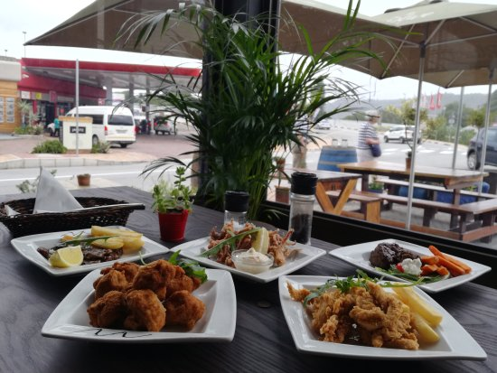 Blue Olive Restaurant: Tapas
