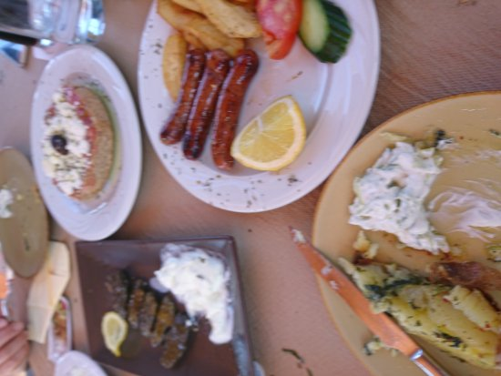 Kastro Cretan Cuisine: Super gut!