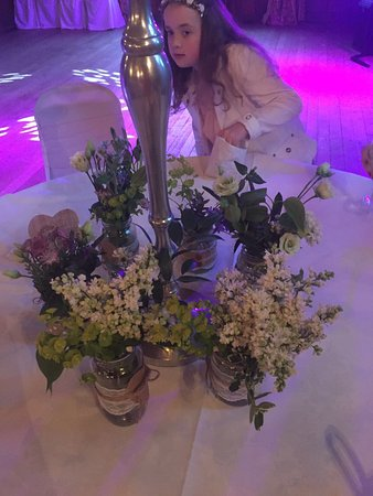 Monk Fryston, UK: Our wonderful Wedding day