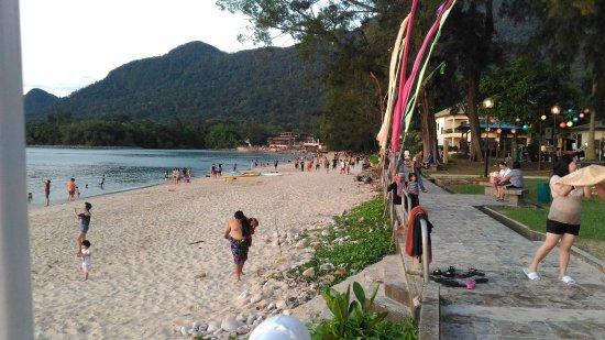 Damai Beach Resort Picture