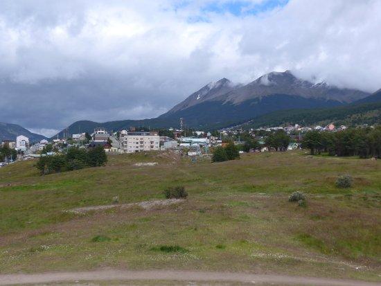 B&B Nahuel: Blick auf Ushuaia
