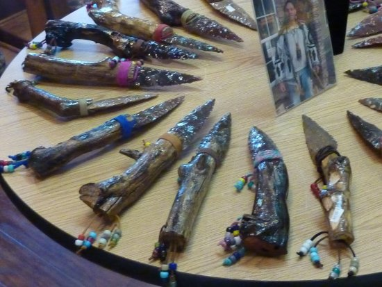 Shaconage Stone Art and Jewelry
