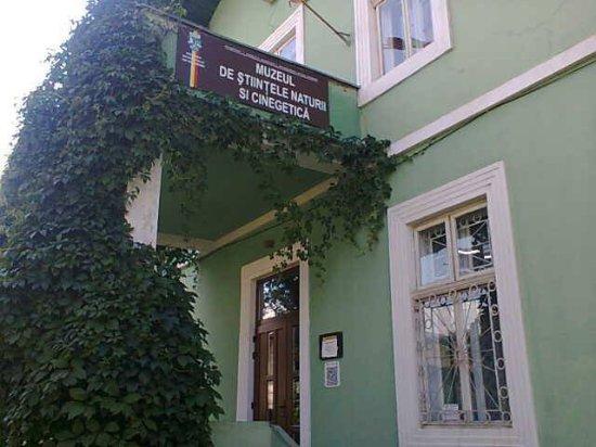 Muzeul de Stiintele Naturii si Cinegetica