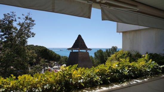 Marina Mariola Marbella : Vistas desde la terraza