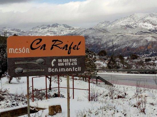 imagen Ca Rafel en Benimantell