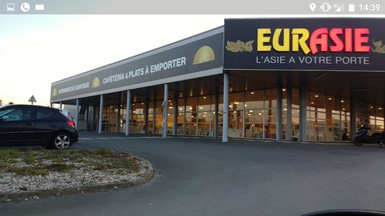 eurasie picture of eurasie merignac tripadvisor. Black Bedroom Furniture Sets. Home Design Ideas