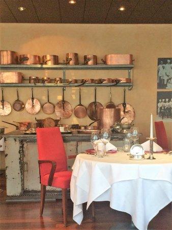 Restaurant la cuisine schoenenwerd restaurant avis - Restaurant cuisine moleculaire suisse ...