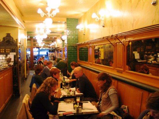 L'Esprit de Sel Brasserie: Gemütlich und beliebt bei den Einheimischen