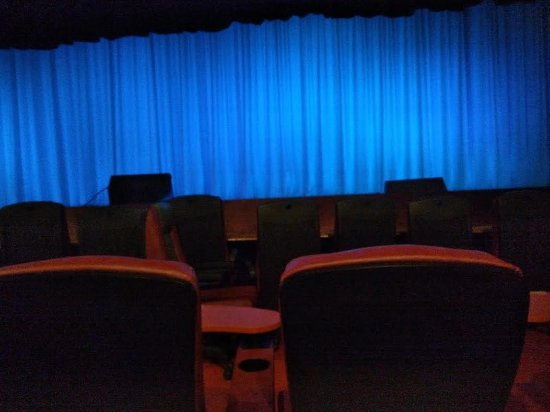 Biblical Times Dinner Theater: veiw of the stage 3rd row.