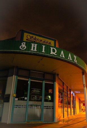 Shiraaz: Outside Shirazz Indian