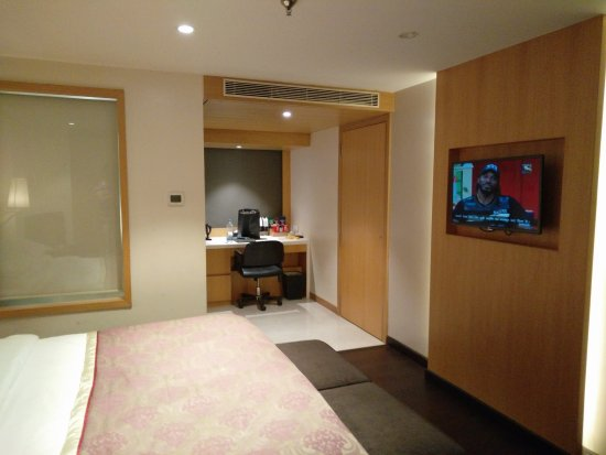 Foto de Hotel Bawa International