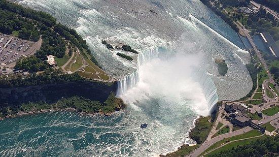 The Ritz-Carlton, Toronto: Niagara falls