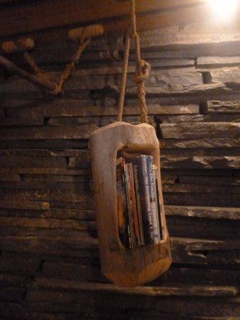 Engholm Husky Design Lodge Karasjok: Particolare.....