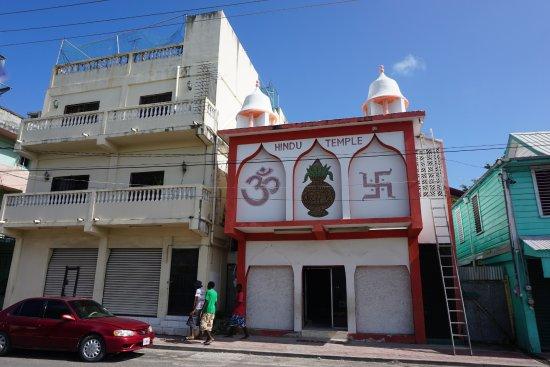 Picture Of Queen Street Baptist Church, Belize
