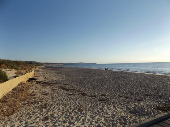 Normanville, Αυστραλία: Lovely safe beach