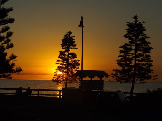 Normanville, Australia: Beautiful sunsets