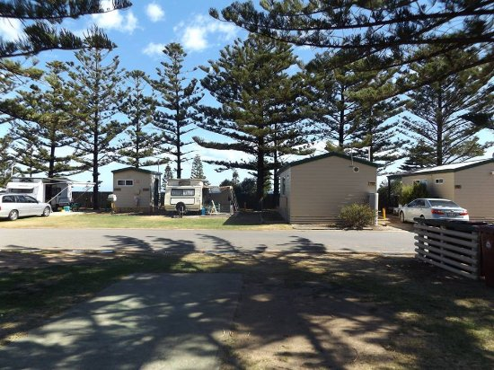 Normanville, Australia: Great cabins