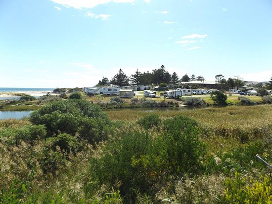 Normanville, Australia: Nice camping area