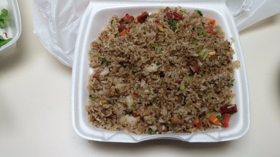 ‪‪Brooklyn Park‬, ‪Minnesota‬: Pork Fried rice‬