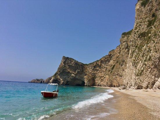 Paradise Beach - Picture of Paradise Beach, Liapades