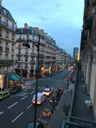 Фотография Hotel Claude Bernard Saint-Germain