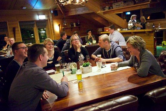 Nijverdal, The Netherlands: Naborrelen bij De Wilgenweard/ Escape Room Overijssel
