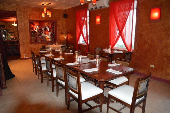 Holetown, Barbados: Authentic Indian Restaurant