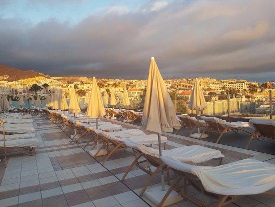Solarium picture of jardines de nivaria adrian hoteles for Adrian hoteles jardin de nivaria tenerife
