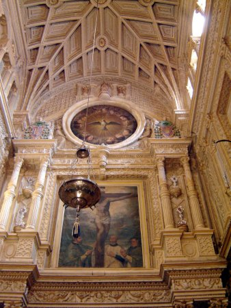 Provincia de Córdoba, España: Capillo de Spiritu Santo, Mezquita, Córdoba  © Robert Bovington