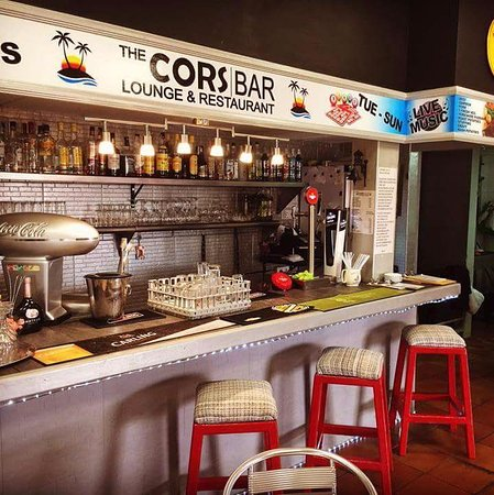 Restaurante the cors bar en antigua con cocina otras for Cocinas europeas
