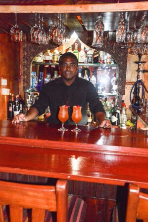 Sitar Indian Restaurant: Meet Ian - our awesome team member