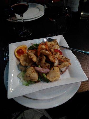 Royal Lys d'Or - Les Cinq Saveurs : bon appétit