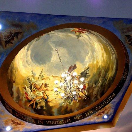 Dome, San Agustin Church, Cinco Esquinas de Tibas, Costa Rica