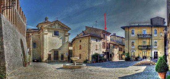 Al Borgo Incantato di Vigoleno - l'Enoteca Piacentina