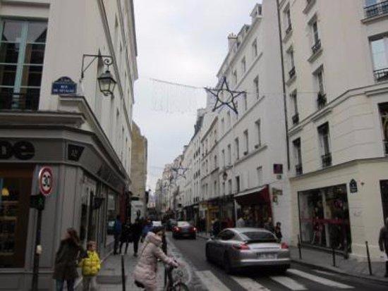 Picture of rue des francs bourgeois paris tripadvisor - 52 rue des francs bourgeois ...
