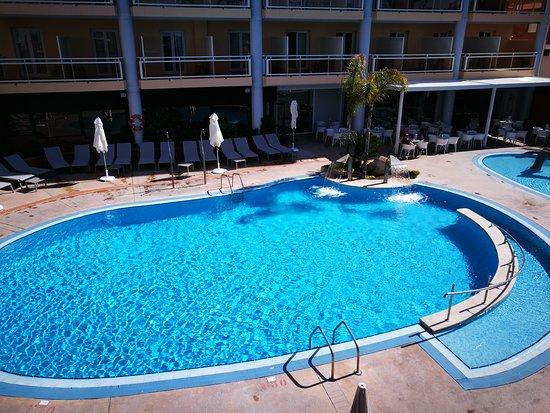Sejour A L Hotel Rosamar Avec Un Beau Soleil Picture Of