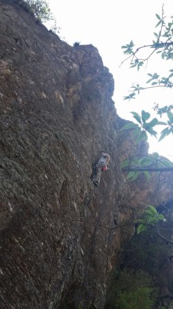 Oaxaca, Mexico: Rock climbing with Rancho Buenavista