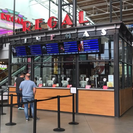 Regal Cinemas Oviedo Mall 22