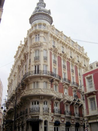Province of Cordoba, Spanyol: Gran Hotel, Calle Mayor, Cartagena © Robert Bovington