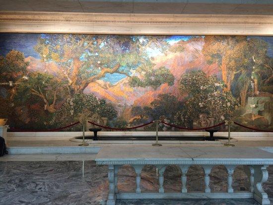 Dream Garden Glass Mosaic: Restoration?