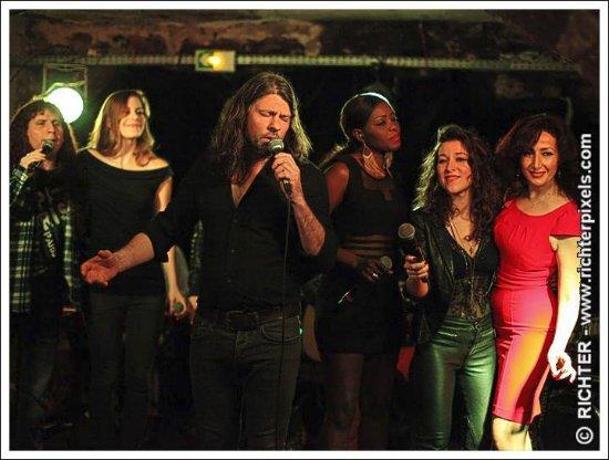Aux Trois Mailletz : Quelques chanteurs