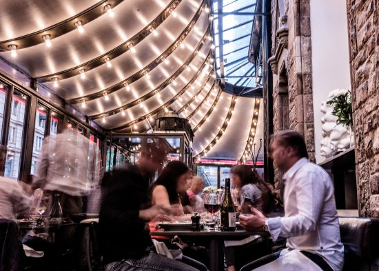 Photo of Modern European Restaurant Riche at Birger Jarlsgatan 4, Stockholm 114 34, Sweden
