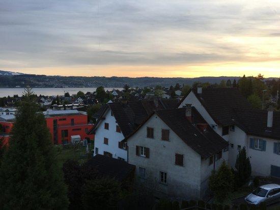 Hotel Zur Metzg: La vue