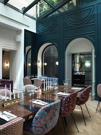 bachaumont paris opera bourse restaurant reviews phone number photos tripadvisor. Black Bedroom Furniture Sets. Home Design Ideas